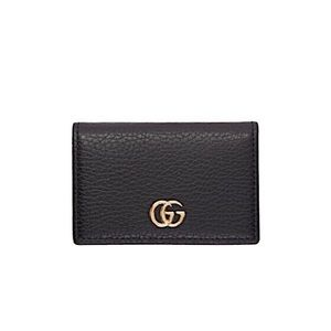 Authentic New Gucci Petite Marmont Card Holder